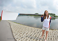 Caversham, Great Britain,  Photoshoot GBR W2- Helen GLOVER [Black top] and Heather STANNING.  GB Rowing Training centre. Tuesday  29/05/2012 . . [Mandatory Credit. Peter Spurrier/Intersport Images]