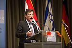 28.1.2013, Berlin, Jüdisches Gemeindehaus. Spendenveranstaltung der Initiative 27.Januar. Emanuel Nashon.