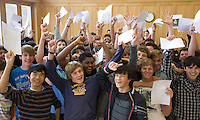 Magdalen College School, GCSE Results & Alex Polywka 2010