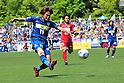 Yusuke Tanaka (Avispa), APRIL 29, 2011 - Football: 2011 J.League Division 1 match between Avispa Fukuoka 1-2 Kashima Antlers at Level 5 Stadium in Fukuoka, Japan. (Photo by AFLO)