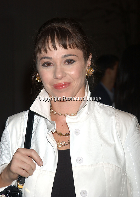 Tiffany Dubin                            .at the Hugo Boss and Vanity Fair present: Positive Negatives, a Celebrity Photography Auction to Benefit ACRIA on September 10, 2003 at the Hugo Boss Store in NYC. Photo By Robin Platzer, Twin Images