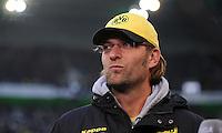 FUSSBALL   1. BUNDESLIGA   SAISON 2011/2012    15. SPIELTAG Borussia Moenchengladbach - Borussia Dortmund        03.12.2011 Trainer Juergen Klopp (Borussia Dortmund)