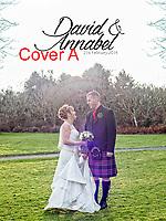 David & Annabel Wedding Album Proof