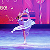 Imperial Ice Stars <br /> Nutcracker on ice <br /> Artistic Director Tony Mercer <br /> Music by Tchaikovsky<br /> at the <br /> Royal Albert Hall, London, Great Britain <br /> 28th December 2015 <br /> rehearsal <br /> <br /> <br /> Marilia Vygalova as Marie<br /> <br /> <br /> International ice dance sensation, The Imperial Ice Stars, return for a third season at the Royal Albert Hall with their production of The Nutcracker on Ice for Christmas 2015, as part of their 10th anniversary world tour. The Nutcracker on Ice will open on Monday 28 December for a strictly limited season of 12 performances.<br /> <br /> <br /> Photograph by Elliott Franks <br /> Image licensed to Elliott Franks Photography Services