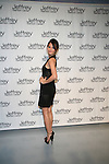 Chrissy Teigen   Attends Jeffrey Fashion Cares 10th Anniversary New York Fundrasier Hosted by Emmy Rossum Held at the Intrepid, NY 4/2/13