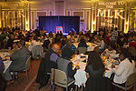 Attendees of the Martin Luther King Jr. Celebratory Brunch eat before the keynote speech given by Yohuru R. Williams on January 18, 2016. Photo by Emily Matthews
