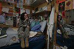 Women in the US Army in Iraq