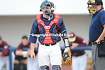 Mississippi catcher Taylor Hightower vs. Louisiana-Monroe at Oxford-University Stadium in Oxford, Miss. on Saturday, February 20, 2010 in Oxford, Miss. Mississippi won.