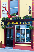 McCarthy's Bar in Buttevant, County Cork, Ireland