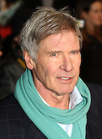 Harrison Ford Morning Glory UK Premiere, Empire Cinema, Leicester Square, London, UK, 11 January 2011: Contact: Ian@Piqtured.com +44(0)791 626 2580 (Picture by Richard Goldschmidt)