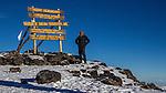 Kilimanjaro All Ws RAW Selected
