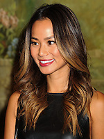 NEW YORK CITY, NY, USA - SEPTEMBER 08: Jamie Chung arrives at the alice + olivia by Stacey Bendet Spring 2015 NYFW Presentation held at The Pierre Hotel on September 8, 2014 in New York City, New York, United States. (Photo by Celebrity Monitor)