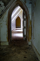 Abandoned sidelight