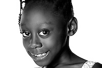 Breasia Demery - photographed for Flashes of Hope in Charlotte, NC at Presbyterian Hemby Children's Hospital.