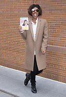 NEW YORK, NY - MARCH 13: Kelly Rowland at The View promoting her new book WHOA BABY! in New York City on March 13 , 2017. Credit: RW/MediaPunch