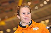 SCHAATSEN: HEERENVEEN: 29-01-14-2013, IJsstadion Thialf, Training Topsport, ©foto Martin de Jong