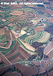 Aerial, Northumberland Co. PA, Farms and farmsteads Aerial Photograph Pennsylvania