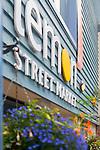 Lemon Street Market sign