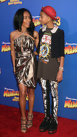 Willow Smith and Jada Pinkett Smith at the NY premiere of Madagascar 3: Europe's Most Wanted at the Ziegfeld Theatre in New York City. June 7, 2012. © RW/MediaPunch Inc.