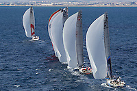 ITALY, Sardinia, Cagliari, AUDI MedCup, 21st September 2010,  Region of Sardinia Trophy,