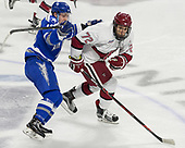 Evan Feno (AFA - 18), Phil Zielonka (Harvard - 72) - The Harvard University Crimson defeated the Air Force Academy Falcons 3-2 in the NCAA East Regional final on Saturday, March 25, 2017, at the Dunkin' Donuts Center in Providence, Rhode Island.