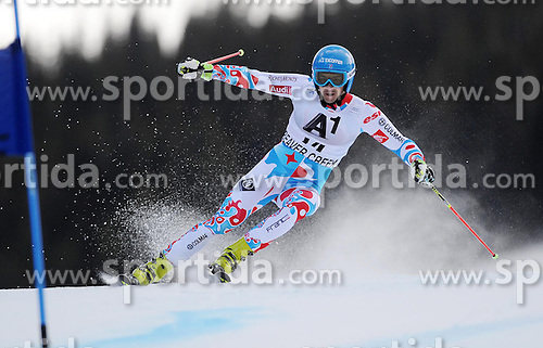 07.12.2014, Birds of Prey Course, Beaver Creek, USA, FIS Weltcup Ski Alpin, Beaver Creek, Herren, Riesenslalom, 1. Lauf, im Bild Steve Missillier (FRA) // Steve Missillier of France in actionduring the 1st run of men's Giant Slalom of FIS Ski World Cup at the Birds of Prey Course in Beaver Creek, United States on 2014/12/07. EXPA Pictures © 2014, PhotoCredit: EXPA/ Erich Spiess
