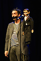 Edinburgh, UK. 13.08.13.  The Boy With Tape On His Face performs at the Big C Comedy Gala, in aid of Macmillan Cancer Support, as part of the Edinburgh Festival Fringe.  Photograph © Jane Hobson.