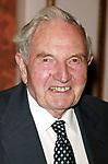 David Rockefeller  (1915 - 2017)