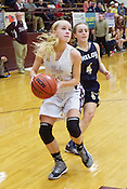 Gentry-Shiloh Christian Basketball on Jan. 9, 2015
