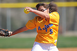Oxford High vs. Olive Branch in girls high school softball in Oxford, Miss. on Saturday, February 26, 2011.