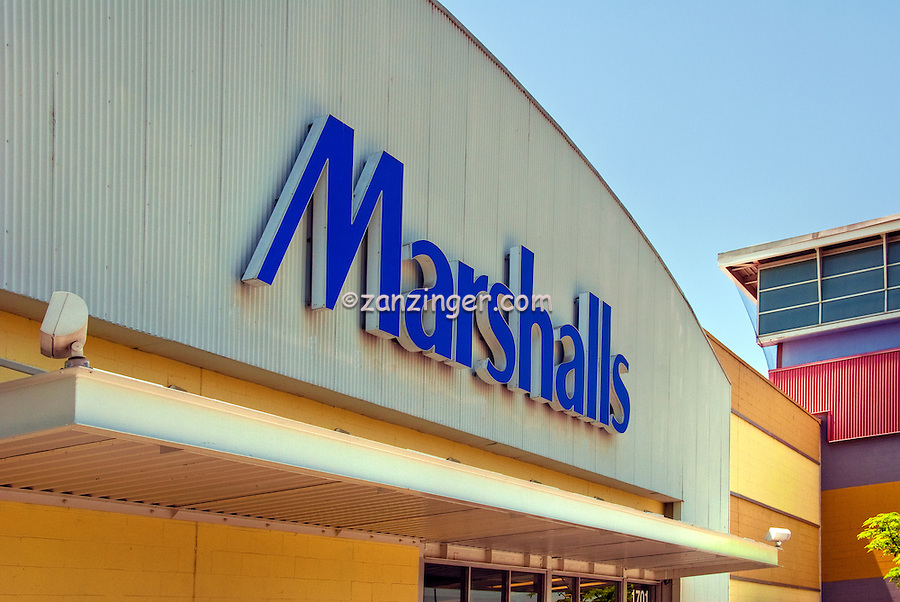 Marshall clothing store