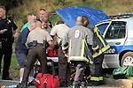 Boston Police Cruiser Crash 9/17/2012