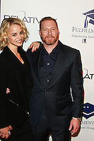 BEVERLY HILLS, CA, USA - OCTOBER 14: Jessica Roffey, Ryan Kavanaugh arrive at the 20th Annual Fulfillment Fund Stars Benefit Gala held at The Beverly Hilton Hotel on October 14, 2014 in Beverly Hills, California, United States. (Photo by David Acosta/Celebrity Monitor)