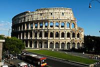 Collesium, Rome, August, 2004.