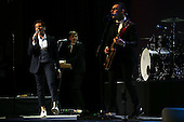 The band fun. performs during the Inaugural Ball at the Walter E. Washington Convention Center on January 21, 2013 in Washington, DC. President Obama was sworn in for his second term earlier in the day.  .Credit: Alex Wong / Pool via CNP