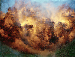 Untitled Explosion #X18CF, 2007