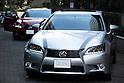 Toyota Launches Next Generation Lexus GS 350