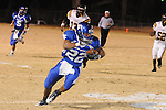 Water Valley's Jarard Smith (22) vs. Cleveland Eastside in Water Valley, Miss. on Friday, November 18, 2011.
