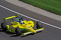 10-18 May 2008, Indianapolis,Indiana USA.Ed Carpenter.©2008 F.Peirce Williams USA.