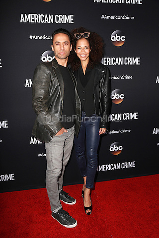 LOS ANGELES, CA - FEBRUARY 28: Sherri Saum at the American Crime Premiere at the Ace Hotel in Los Angeles, California on February 28, 2015. Credit: David Edwards/DailyCeleb/MediaPunch
