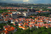 Prague, Czech Republic, July 2005. The city of Prague is more colourful than ever before. It offers both classical and modern designs, bars and hotels. Photo by Frits Meyst/Adventure4ever.com