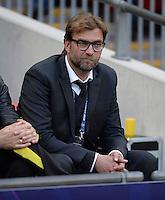 FUSSBALL  CHAMPIONS LEAGUE  SAISON 2012/2013  FINALE  Borussia Dortmund - FC Bayern Muenchen         25.05.2013 Trainer Juergen Klopp (Borussia Dortmund)