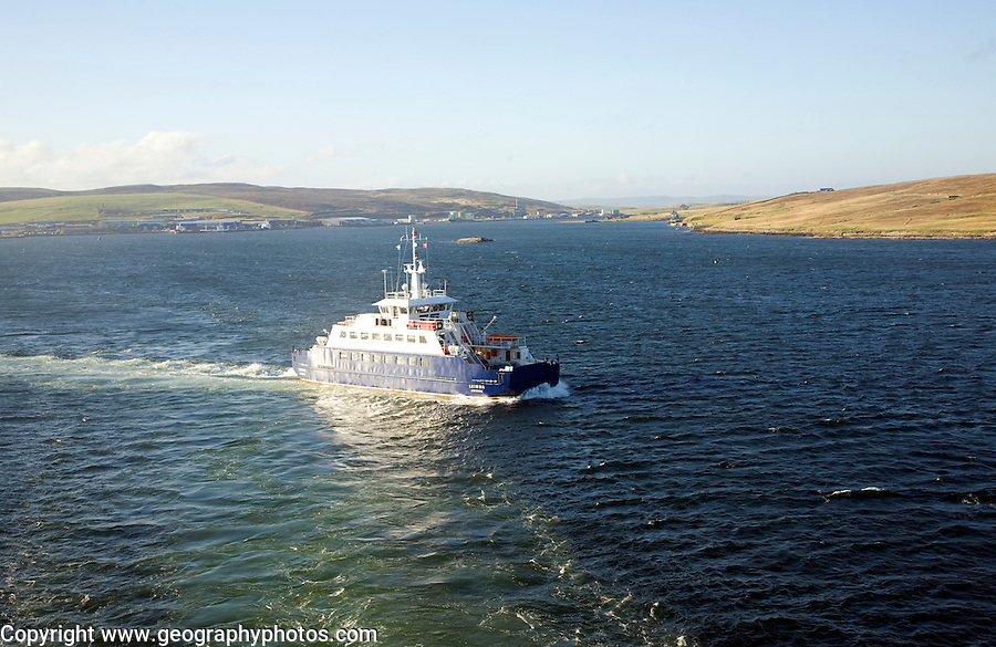 bressay ferry shetland Bressay shelters lerwick from the east and can be reached by car ferry from the town in under ten minutes noss lies off the east coast of bressay.