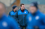 St Johnstone Training&hellip;30.12.16<br />Tommy Wright and Callum Davidson pictured during training this morning ahead of tomorrow&rsquo;s game against Dundee<br />Picture by Graeme Hart.<br />Copyright Perthshire Picture Agency<br />Tel: 01738 623350  Mobile: 07990 594431