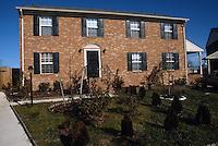 1987 January ..Redevelopment...Huntersville 1&2 (R-70)..BARBERTON..NEG#.NRHA#..