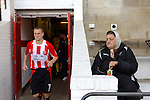 Brentford 0 Cheltenham 2, 07/04/2007. Griffin Park, League One. Photo by Simon Gill.