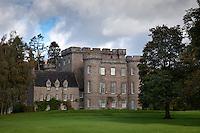 Monzie Castle, Scotland