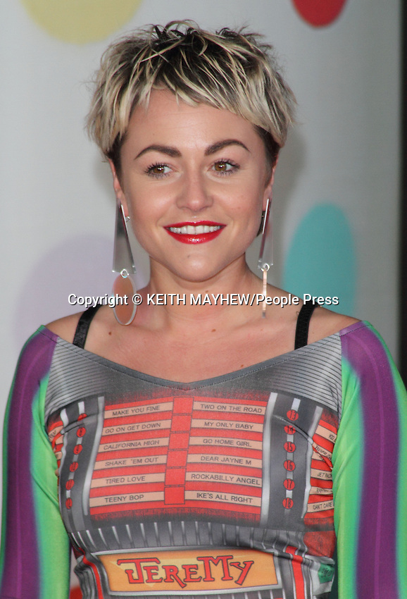 London - Arrivals for The 2013 Brit Awards at the O2 Arena, London - February 20th 2013..Photo by Keith Mayhew