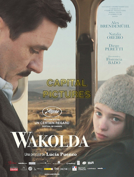 SPANISH POSTER ART<br /> in The German Doctor (2013) <br /> (Wakolda)<br /> *Filmstill - Editorial Use Only*<br /> CAP/FB<br /> Image supplied by Capital Pictures