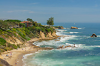 Robert E. Badham State Marine Conservation Area is part of Newport Beach , Corona Del Mar, California